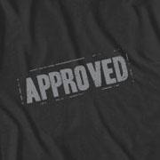 Approved Stamp shirt